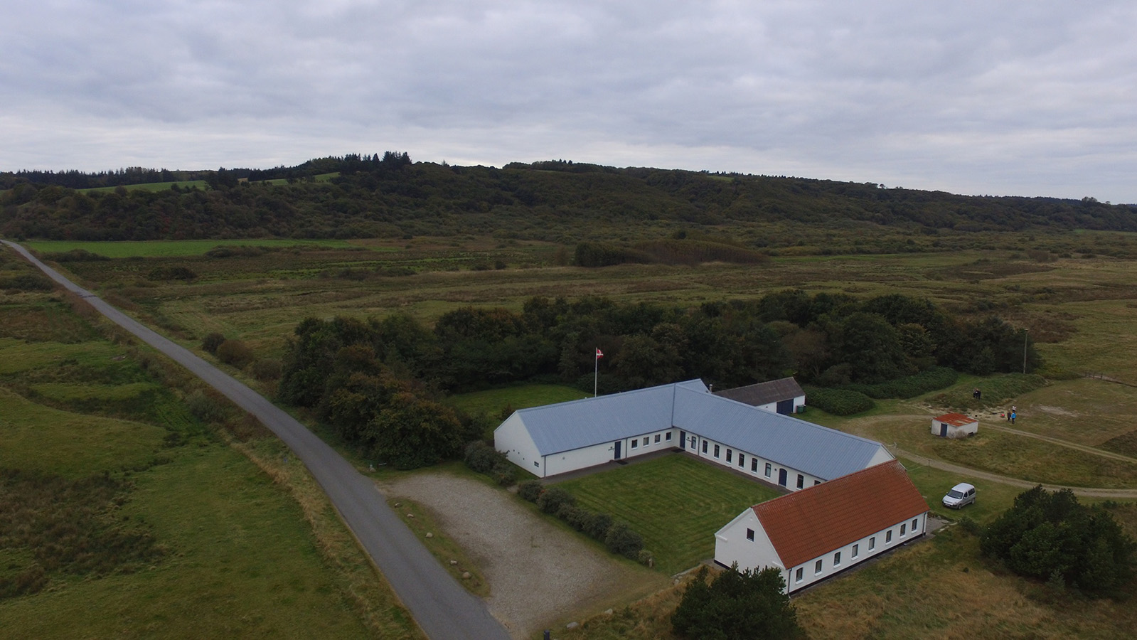 Naturcenter Fosdalen i Han Herred